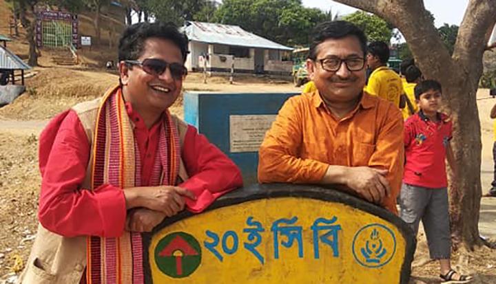 খায়রুজ্জামান কামাল: জন্মদিনের শুভেচ্ছাঞ্জলি